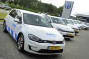 Syntus deploys electric VW e-Golf within its concessions