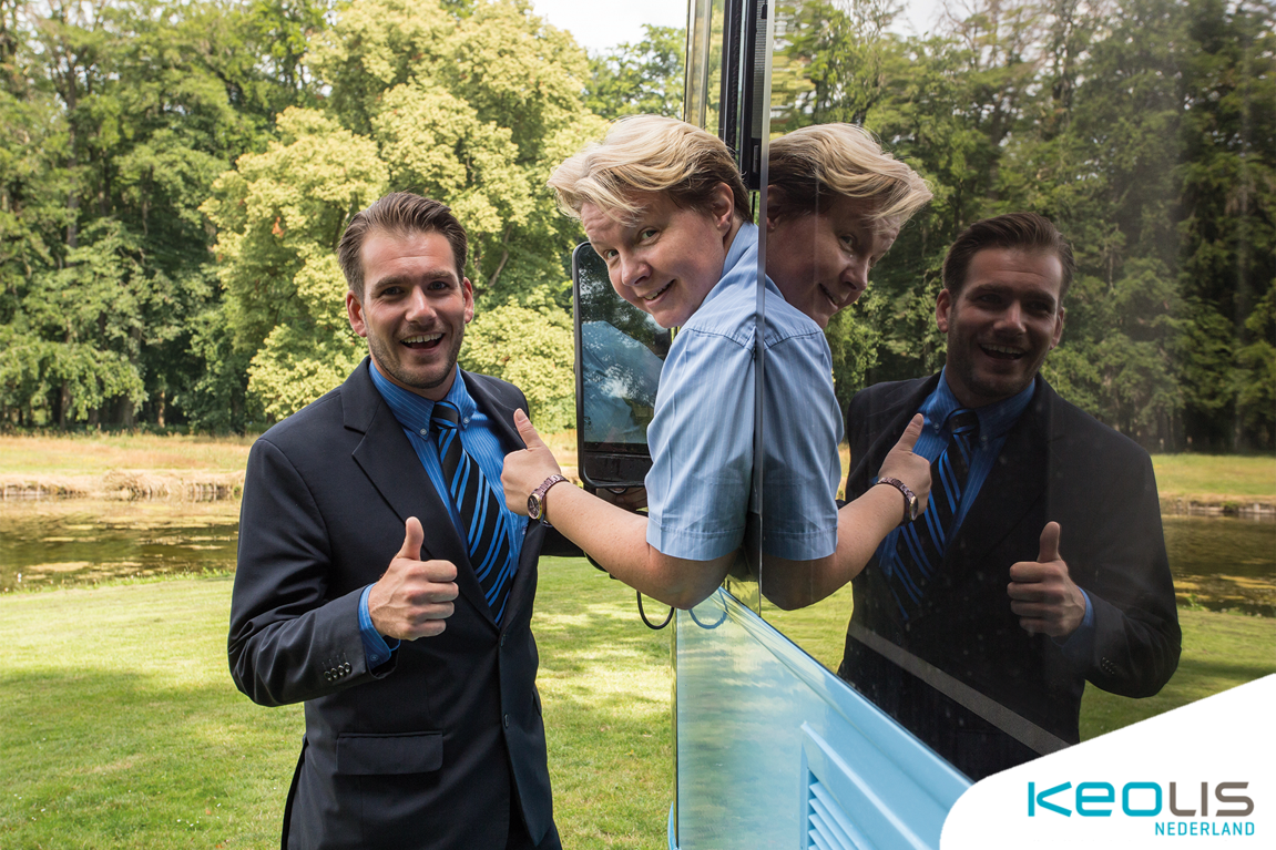 Keolis Nederland wint concessie IJssel-Vecht en introduceert grootste elektrische vloot van Nederland